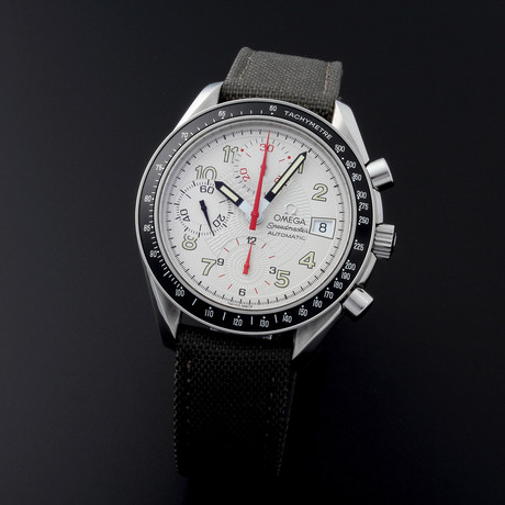 Omega Speedmaster Sport Date Automatic // Special Edition // 38135 // Pre-Owned