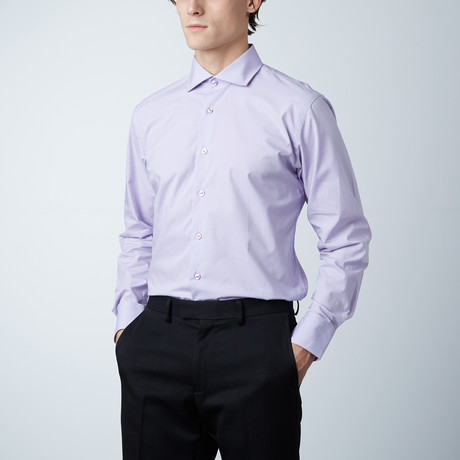 Leppo Slim Fit Shirt (US: 14R)