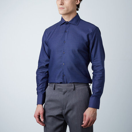 Royce Black Label Slim Fit Shirt (US: 14.5R)