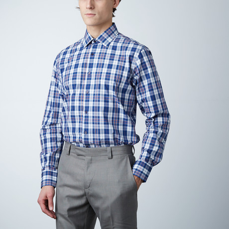 Hopper Black Label Slim Fit Shirt (US: 14.5R)