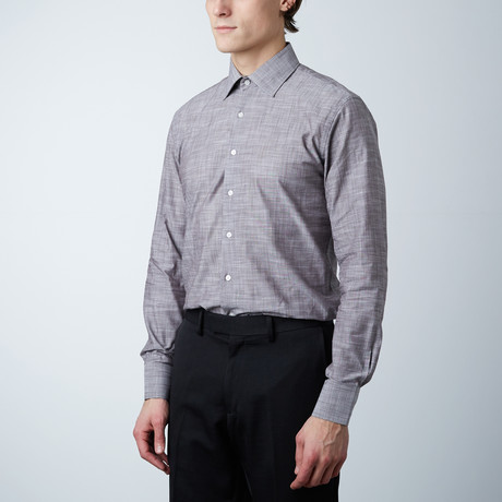 Levine Black Label Slim Fit Shirt (US: 14.5R)