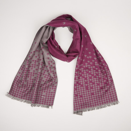 Lotus Mini PDP Scarf 415 // Dark Gray 073