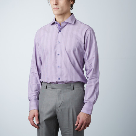 Design Dress Shirt // Light Purple (US: 14R)