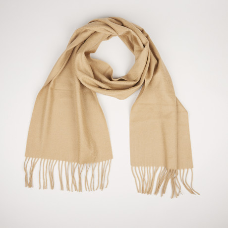 Patrick Single Scarf // Camel 014