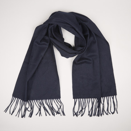 Patrick Single Scarf // Navy 013