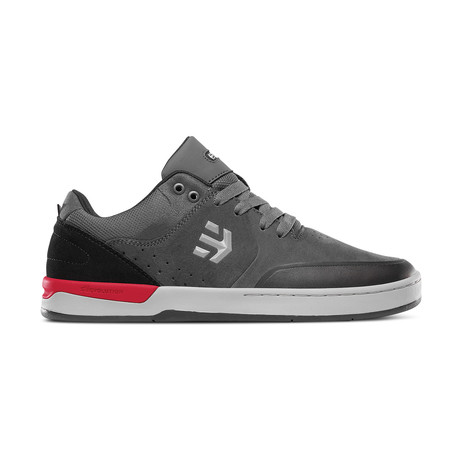 Marana XT Sneaker // Dark Grey + Black + Red (US: 7)