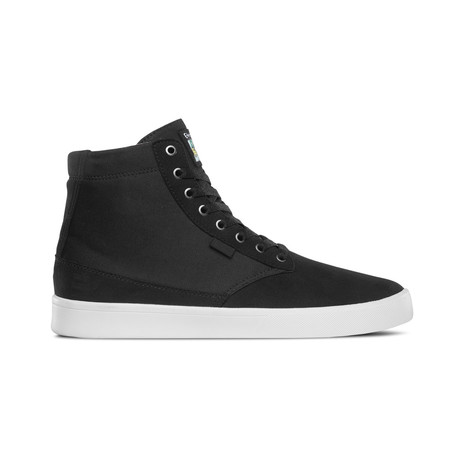 Jameson HT Sneaker // Black + White + Gum (US: 7)