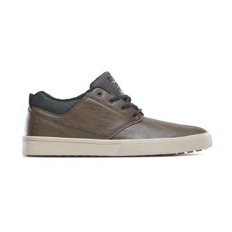 Jameson MTW Sneaker // Brown + Navy (US: 7)