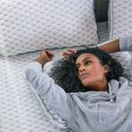 Cooling Memory Foam Pillow (Medium Loft Pillow)