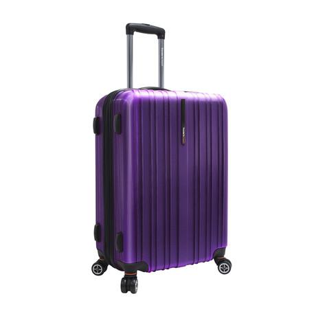 Tasmania Expandable Spinner Luggage // 25