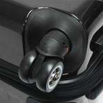 """Sedona Expandable Spinner Luggage // Black (21"""")"""