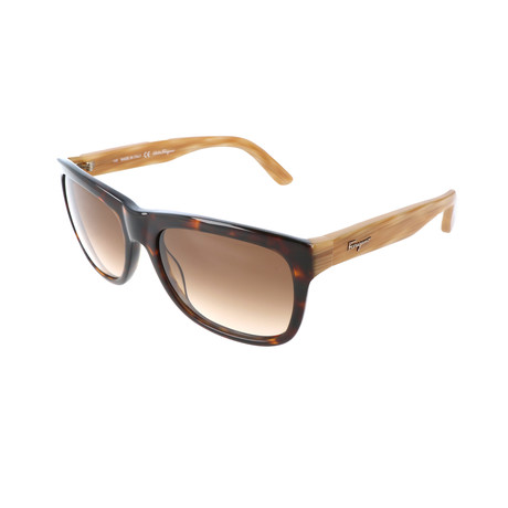 Men's SF686S Sunglasses // Havana