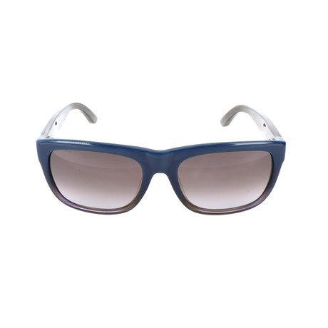 Clarke Sunglass // Blue Gradient