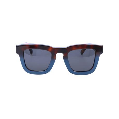 Harris Sunglass // Havana Blue