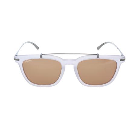 Men's SF820S Sunglasses // Matte Crystal