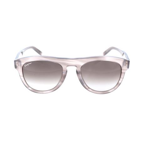 Unisex SF828S Sunglasses // Striped Grey