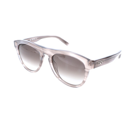 Unisex SF828S Sunglasses // Striped Gray