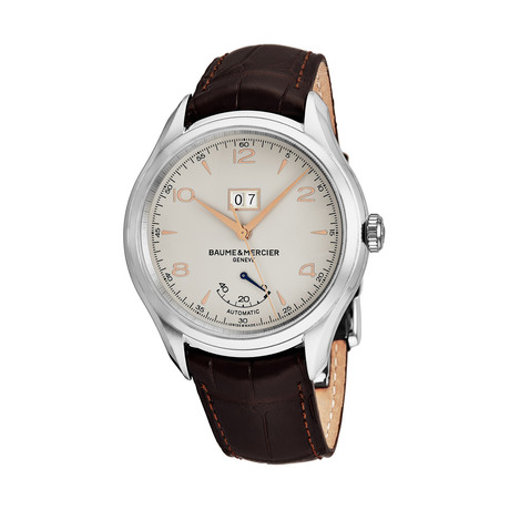 Baume & Mercier Clifton Automatic // MOA10205