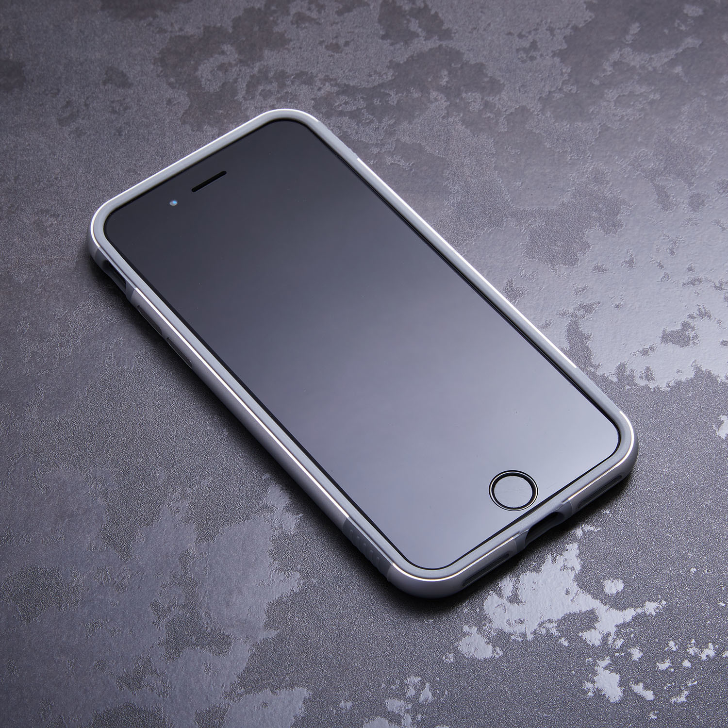 huge discount f980c 32fe4 K11 Bumper // Silver (iPhone 7/8 Plus) - ThanoTech - Touch of Modern