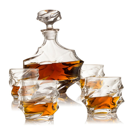 Everest Decanter Set