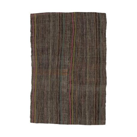 Handwoven Vintage Kilim Rug // 235