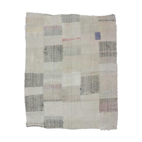 Handwoven Vintage Kilim Rug // 236