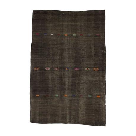 Handwoven Vintage Kilim Rug // 231