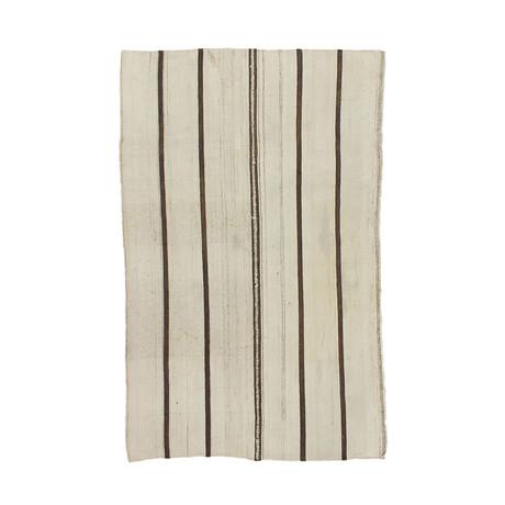 Handwoven Vintage Kilim Rug // 211