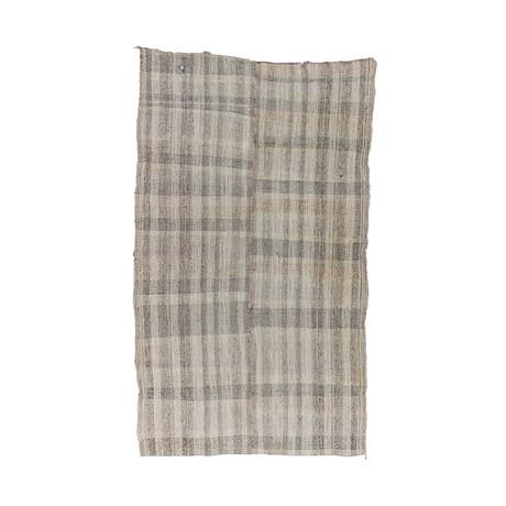 Handwoven Vintage Kilim Rug // 220