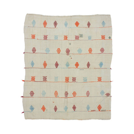 Handwoven Vintage Kilim Rug // 206