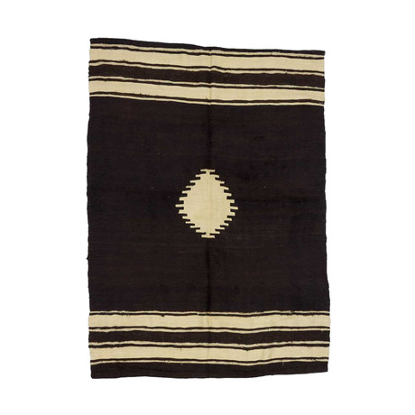 Handwoven Vintage Kilim Rug // 238