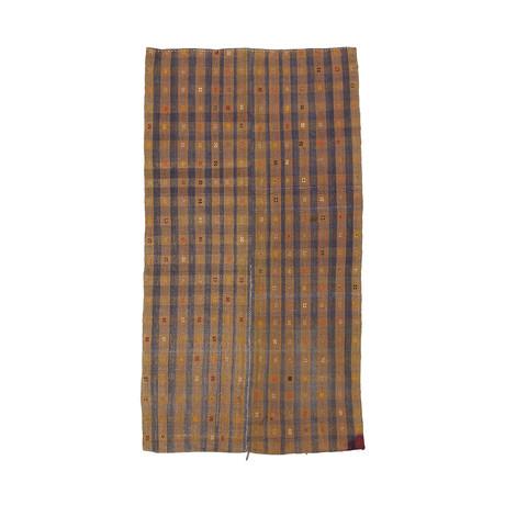 Handwoven Vintage Kilim Rug // 215
