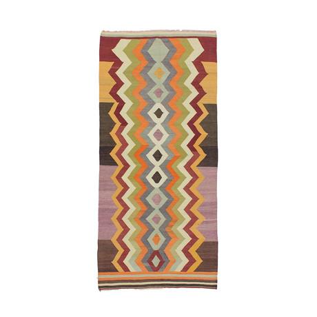 Handwoven Vintage Kilim Rug // 209