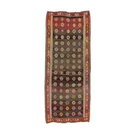 Handwoven Vintage Kilim Rug // 213
