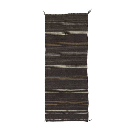 Handwoven Vintage Kilim Rug // 237