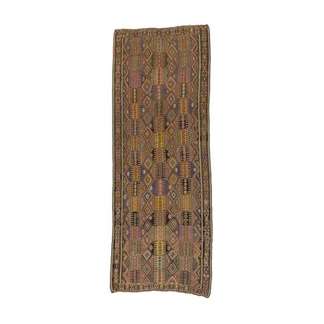 Handwoven Vintage Kilim Rug // 214