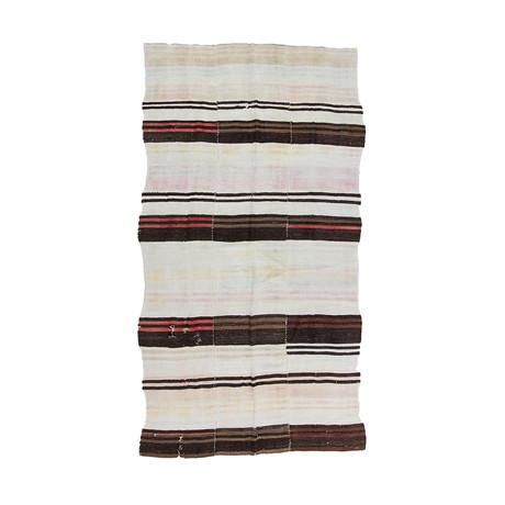 Handwoven Vintage Kilim Rug // 221