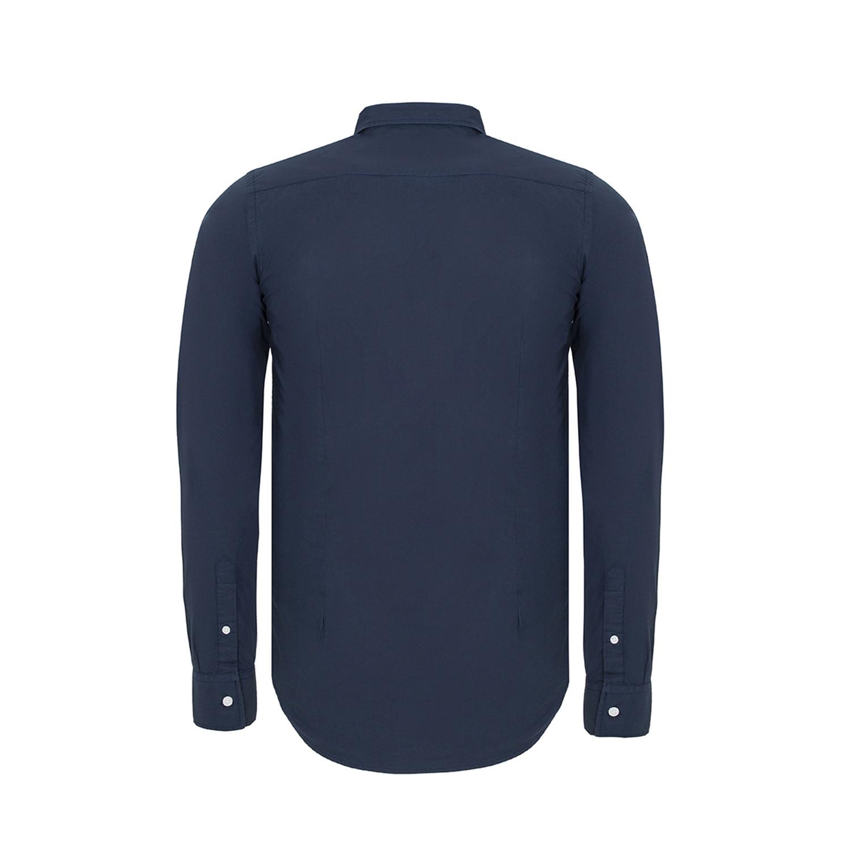 Button Up Shirt Navy Xl Jimmy Sanders Touch Of Modern