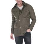 Casual Spring Coat // Khaki (XS)