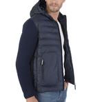 Down Body Winter Coat // Navy (XS)