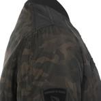 Airborne Bomber Coat // Camouflage (XS)