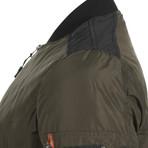 Airborne Bomber Coat // Khaki (XS)