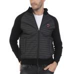 Sleek Winter Coat // Black (XS)