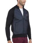 Sleek Winter Coat // Navy (XS)
