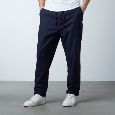 Zience Loose York Pant // Soft Blue (XS)