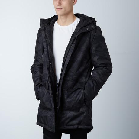 Mathis Long Coat // Black (XS)