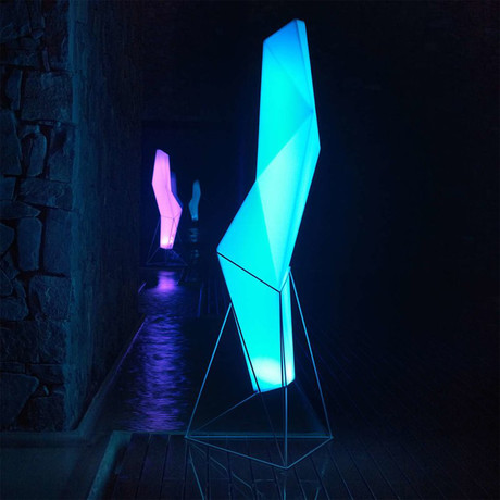 Gio Color-Changing Floor Lamp