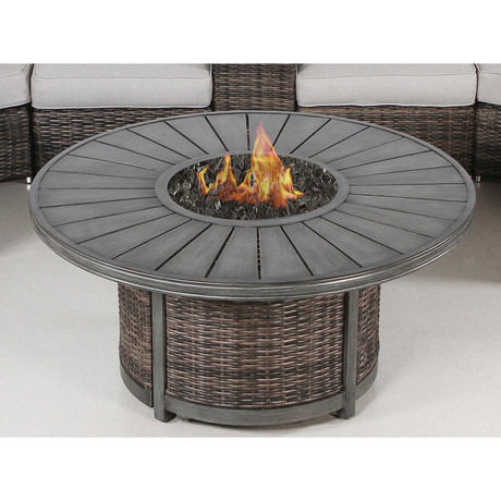 Marbella Fire Pit Table