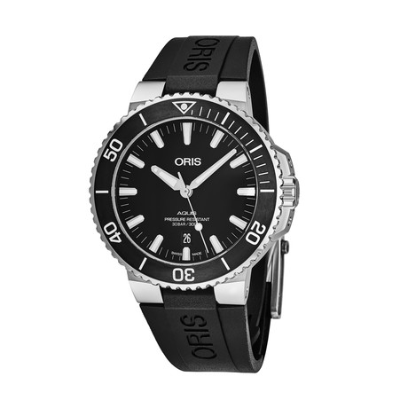 Oris Aquis Automatic // 73377304154RS // Store Display // Store Display