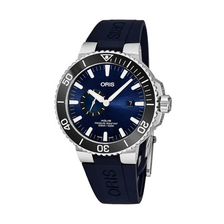 Oris Aquis Automatic // 74377334135RS65 // Store Display